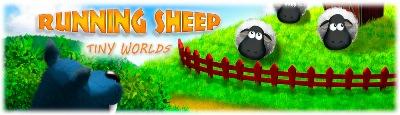 Running Sheep Tiny Worlds